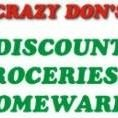 Crazy Don's Discount Groceries and Homewares