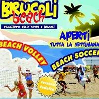 Campo beach volley, beach soccer palazzetto di Brucoli