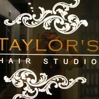 Taylor's Hair Studio