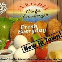 Alegria Café Lounge