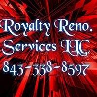 Royalty Reno. Services LLC