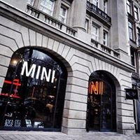 MINI Brandstore in Amsterdam