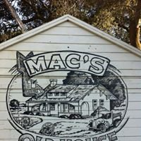 Mac's Old House
