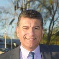 Victor Toro Leiva alcalde de la municipalidad de San Nicolás