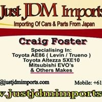 Just JDM Imports
