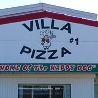 Villa Pizza#1