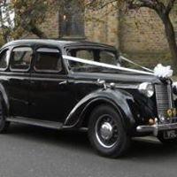 Ambassador Vintage Wedding Cars