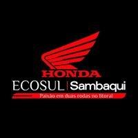 Honda Ecosul Sambaqui Motos