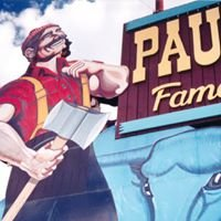 Paul Bunyan's Cook Shanty