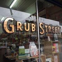 Grub Street Bookshop