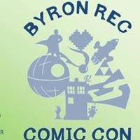 Byron Rec Comic Con