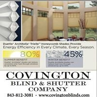 Covington Blind and Shutter Company