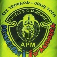 Angeles Guardianes Andorra - Asociación de Policías Motoristas