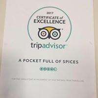 A Pocket Full Of Spices Rangiora