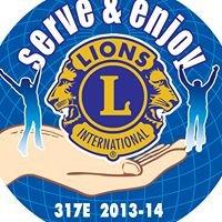Lions Club District 317E