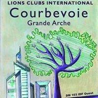 Lions Club Courbevoie Grande Arche