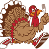 The Hungry Turkey