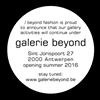 Galerie beyond