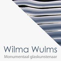 Wilma Wulms,  glaskunst