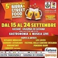 Festival della Birra Gravina Di Catania