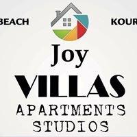Villas Apartments Studios Joy Kourouta Beach