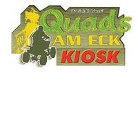 Kiosk Quads am Eck