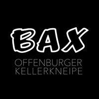 BAX,  Offenburger Kellerkneipe