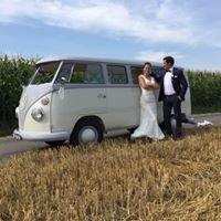 Hochzeitsautomieten VW T1 oder Bulli T2 Brautauto mieten