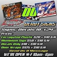 Sandusky Speedway Graphics & Trophies