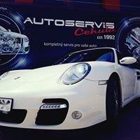 """AUTOSERVIS Cehula """"kompletný servis pre vaše auto"""""""