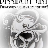 Dissident art tattooing and piercing