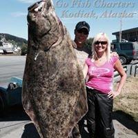 Go Fish Charters Kodiak