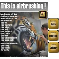 Airbrush Venturi SA