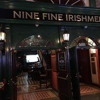 Nine Fine Irish Men In NYNY Las Vegas