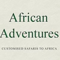 African Adventures by Lucy Stanton