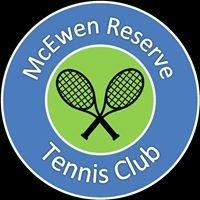 McEwen Reserve Tennis Club
