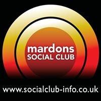 Mardons Social Club