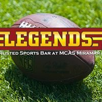 MCAS Miramar's Legends Enlisted Sports Bar