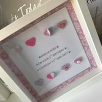 Emma Lou's Box Frames