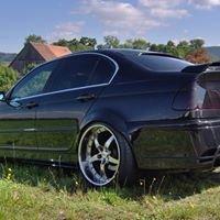 BMW Garage KFZ-Teile Handel