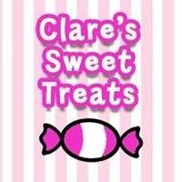 Clare's Sweet Treats