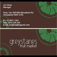 Greystanes Fruit Market
