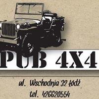 4x4 Pub Łódź