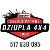 Dziupla 4x4 Łódź