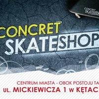 Concret Skateshop