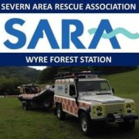 Severn Area Rescue Association - Wyre Forest Station