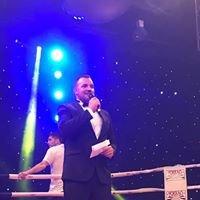Fight Sport MC & Boxing Ring Hire