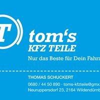 Toms Kfz Teile