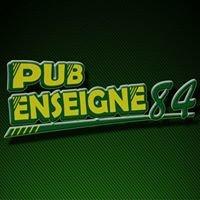 Enseigne84