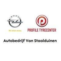 Autobedrijf van Staalduinen - Opel & Profile Car en Tyreservice